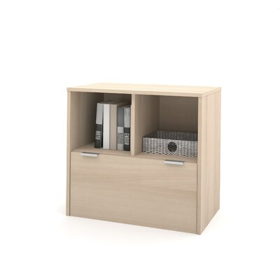 Latitude Run Luther 1-Drawer Lateral File