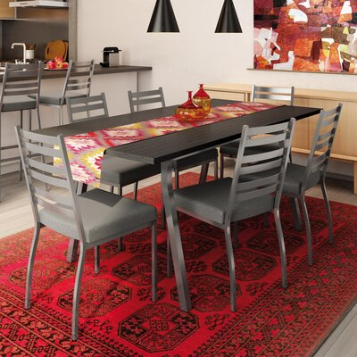 Latitude Run Lizzie 7 Piece Dining Set