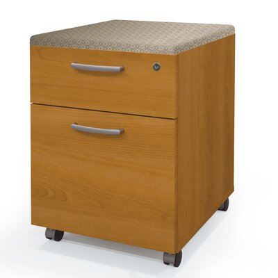 Latitude Run Ralph 2 Drawer Mobile Pedestal
