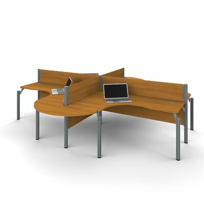 Latitude Run Ralph 4 L-Desk Workstation
