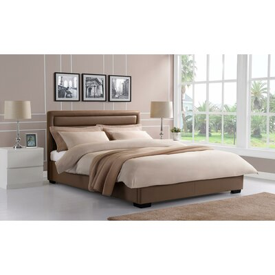 Latitude Run Katharine Upholstered Panel Bed