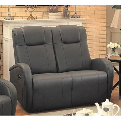 Latitude Run Lance Power Reclining Loveseat
