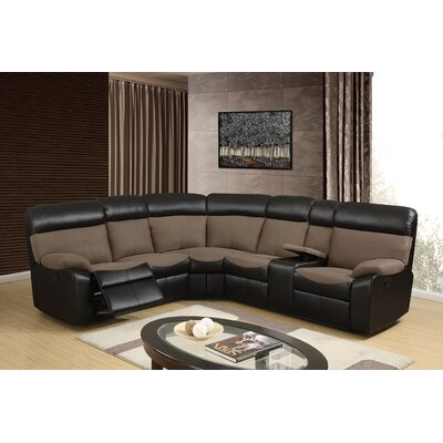 Latitude Run Alma Sectional