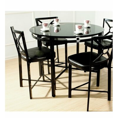 Latitude Run Elijah Counter Height Dining Table