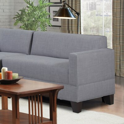 Latitude Run Bond Right Arm Loveseat
