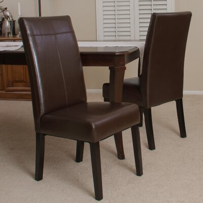 Latitude Run Northville Parsons Chair (Set of 2)