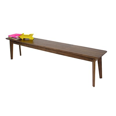 Moderncre8ve Santa Monica Wood Kitchen Bench