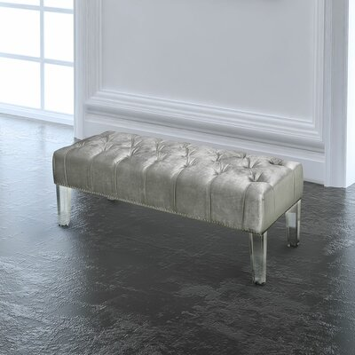 Home Gear Fara upholstred Bedroom Bench