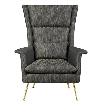 Home Gear Spirit High Back Upholstered Wingback ..