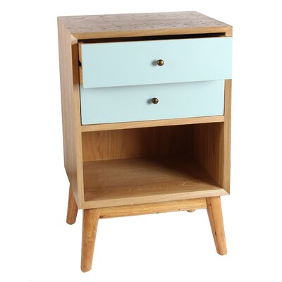 Porthos Home Lange End Table
