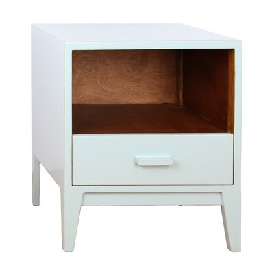 Porthos Home Jude 1 Drawer Nightstand