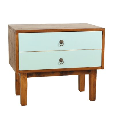 Porthos Home Marina End Table
