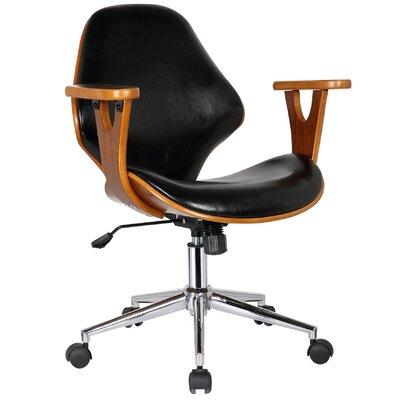 Porthos Home Lillian Adjustable Office Chair