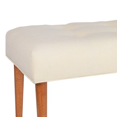 Porthos Home Sabrina Upholstered Bedroom Bench