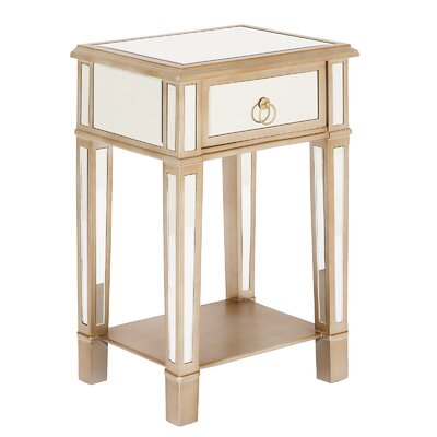 Urban Designs Christie 1 Drawer Nightstand
