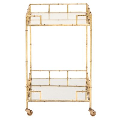 Urban Designs Serving Cart