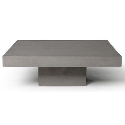 Lyon beton coffee table wayfair uk Lyon coffee table