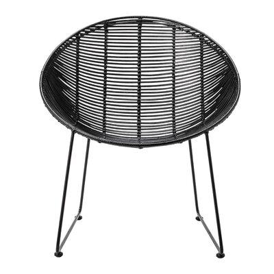 Bloomingville Braided Rattan Lounge Chair