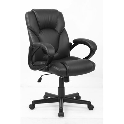 Wildon Home ® High-Back Task Chair with Arms