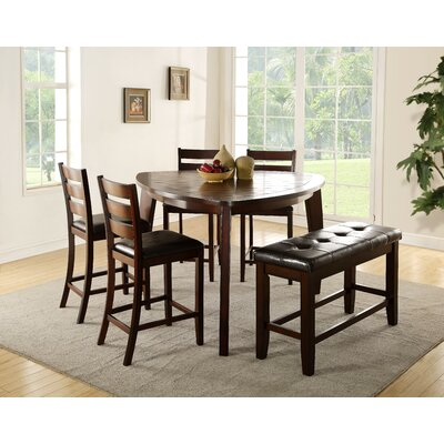 Wildon Home ® Elias Counter Height Pub Table