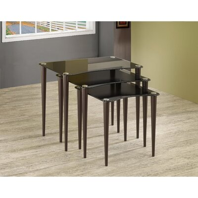 Wildon Home ® 3 Piece Nesting Table