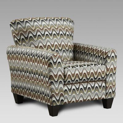 Wildon Home ® Charlie Wave Arm Chair