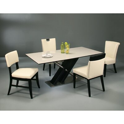 Impacterra Charlize 5 Piece Dining Set
