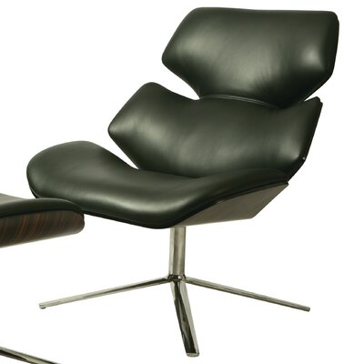 Impacterra Jezebel Leather Lounge Chair