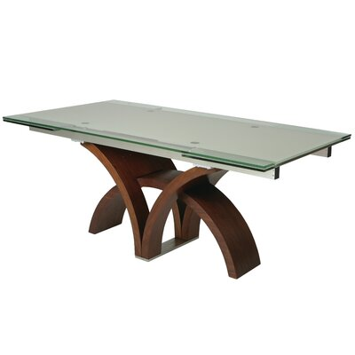 Impacterra Fountain Valley Extendable Dining Table