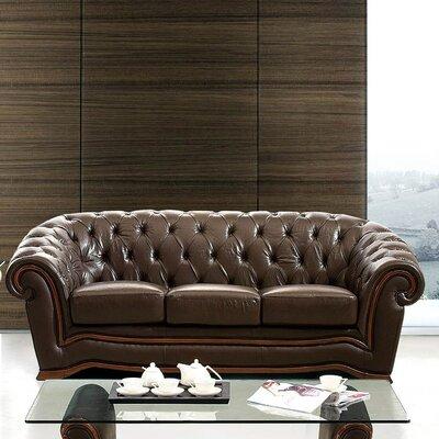 Noci Design Noci Leather Sofa