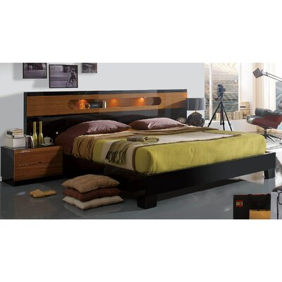 Noci Design Platform Customizable Bedroom Set