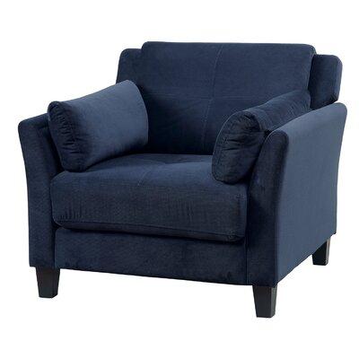 A&J Homes Studio Fabric Arm Chair