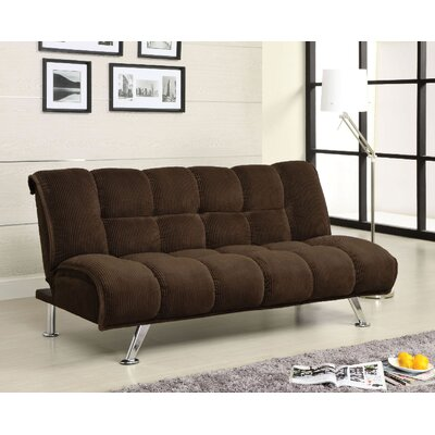 A&J Homes Studio Colosy Tufted Padded Corduroy Sleeper Sofa