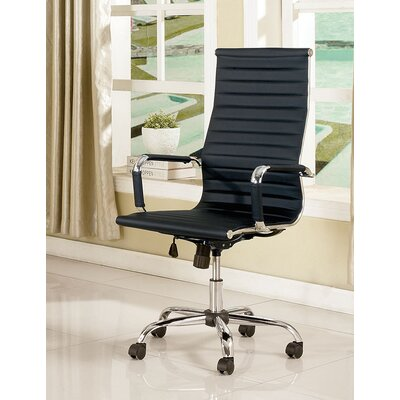 A&J Homes Studio High Back Conference Chairs
