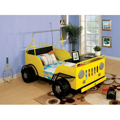 A&J Homes Studio Oscar Toddle Car Bed
