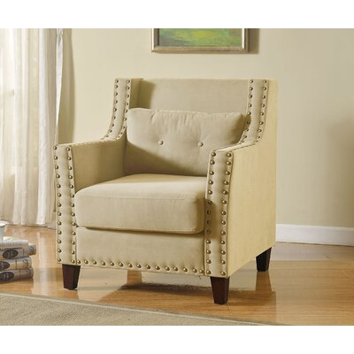 A&J Homes Studio Gabriel Arm Chair