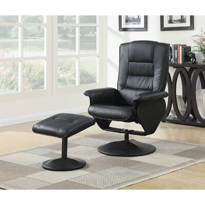 A&J Homes Studio Able Recliner and Ottoman