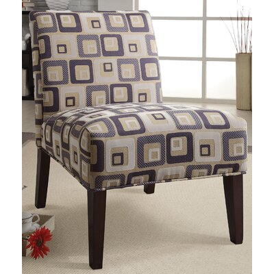 A&J Homes Studio Fabric Parsons Chair