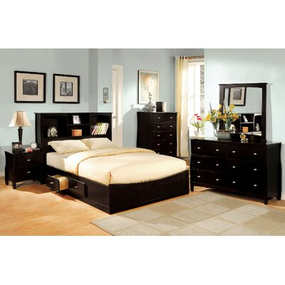 A&J Homes Studio Babson Storage Platform Bed