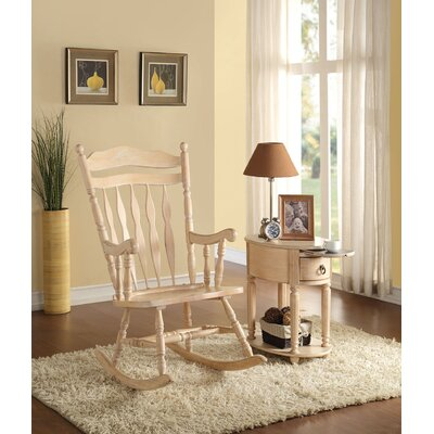 A&J Homes Studio Megan Rocking Chair