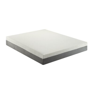 A&J Homes Studio 10'' Memory Foam Mattress