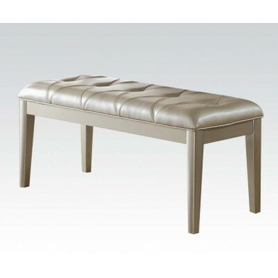 A&J Homes Studio Iris Upholstered Kitchen Bench