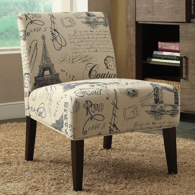 A&J Homes Studio Avalon Slipper Chair