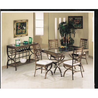 A&J Homes Studio Cleopatra Dining Set