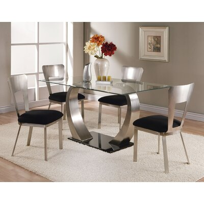 A&J Homes Studio Emma 5PC Dining Set