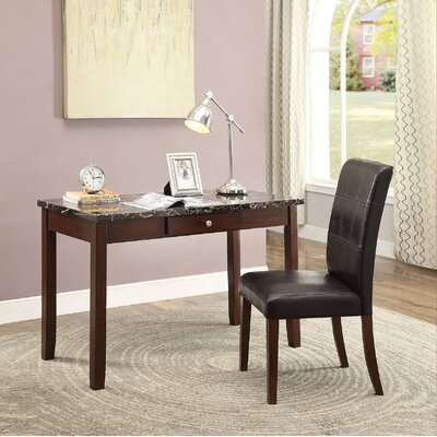 A&J Homes Studio Lorenz Writing Desk a..