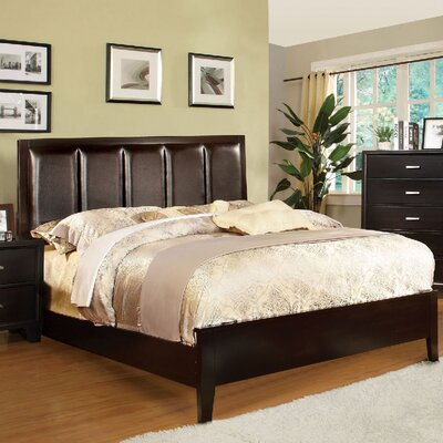 A&J Homes Studio Arianna Upholstered Panel Bed