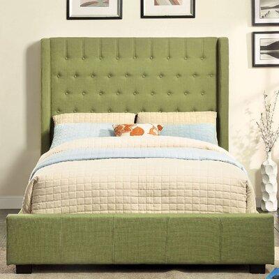A&J Homes Studio Upholstered Platform Bed