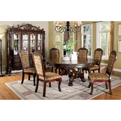 A&J Homes Studio Helena 7 Piece Dining Set