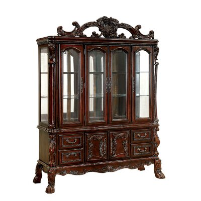 A&J Homes Studio Helena China Cabinet